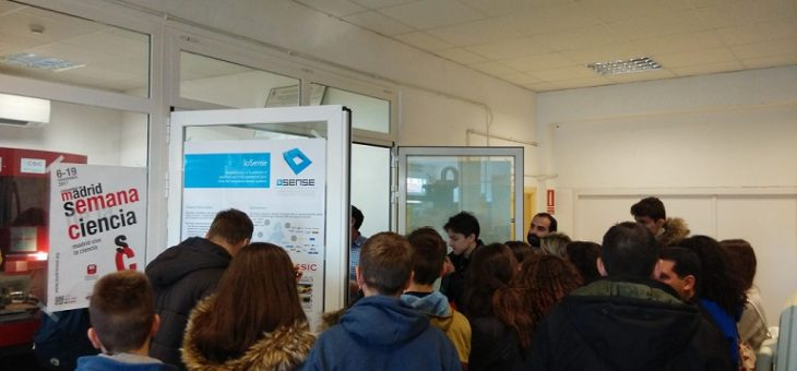 CSIC at Open Days for the Science Week