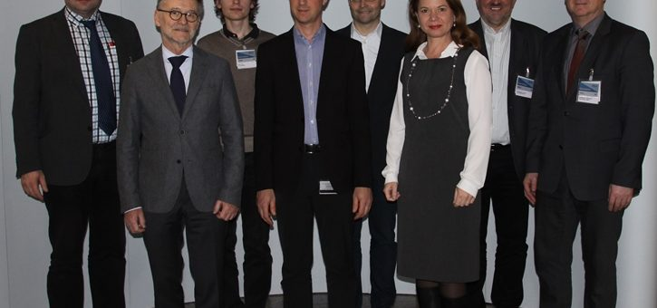 IoSense Advisory Board: Strategic face-to-face meeting at Infineon Dresden