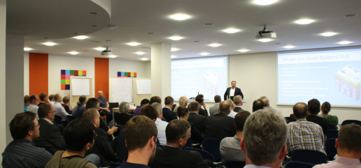 "Silicon Saxony e. V. working group meeting ""Smart Systems & Internet of Things"""