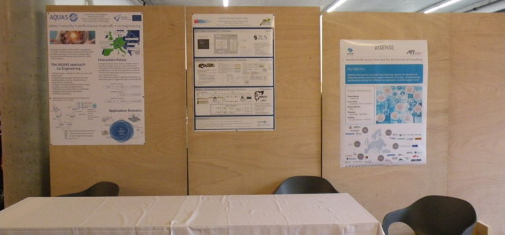 IoSense at Poster Session of Euromicro Conference 2018