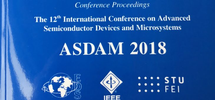 IoSense Session at ASDAM Conference 2018