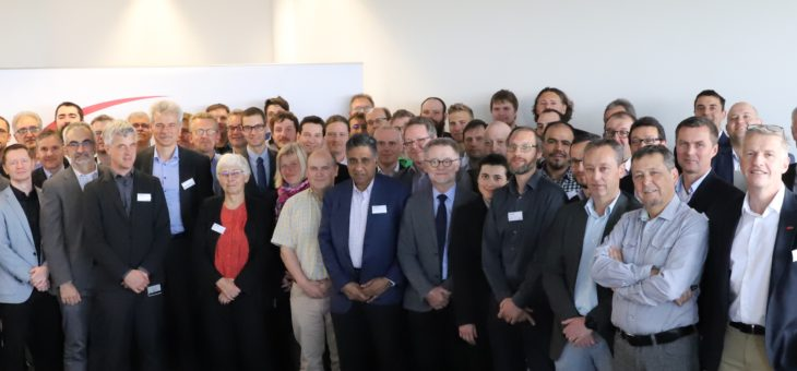 IoSense Final Meeting: Demonstrators, Partners' results, Networking and Dissemination